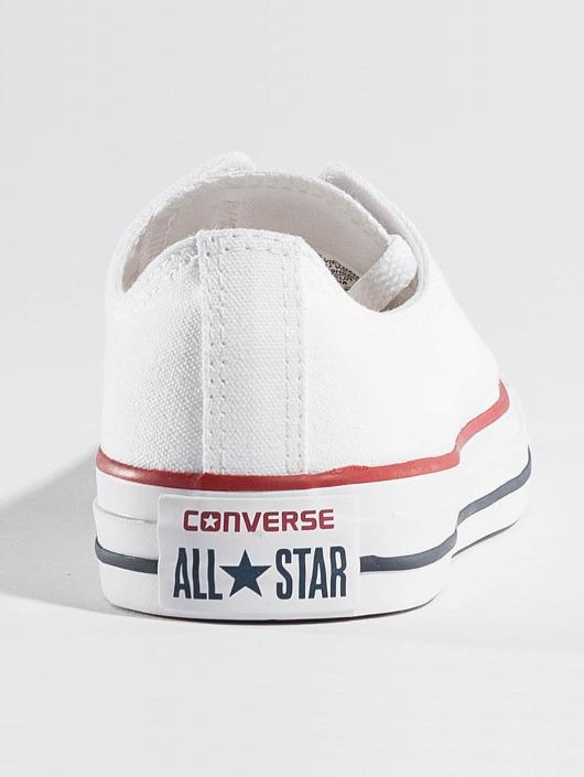 Converse Zapatillas de deporte All Star Ox Canvas blanco