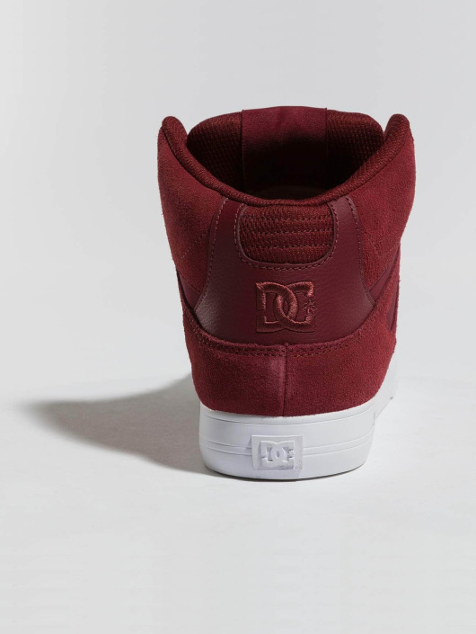 DC Sneaker Pure High-Top WC rot