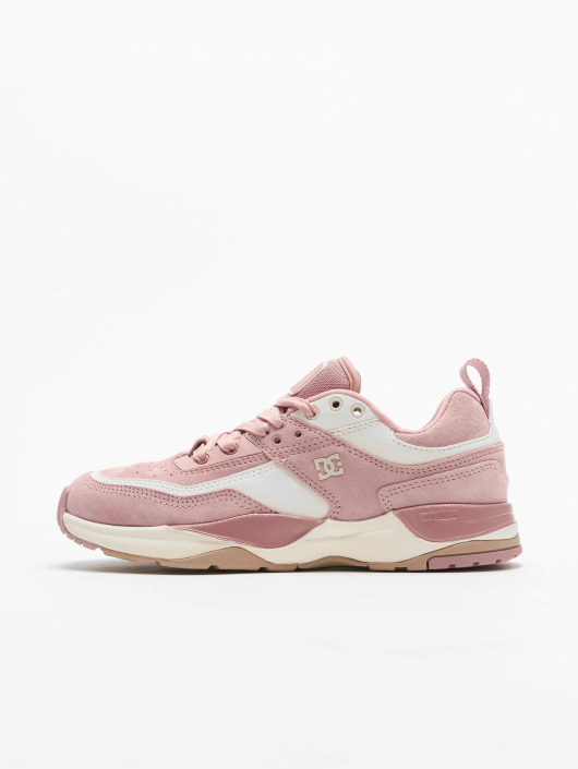 DC Sneakers E. Tribeka Se ružová