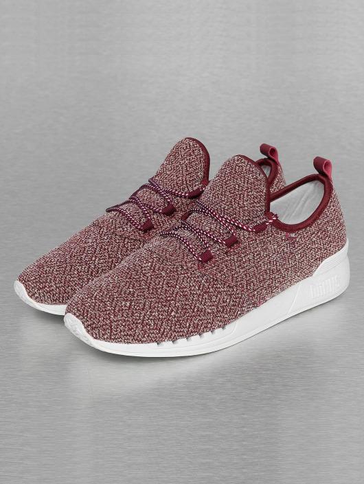 Djinns Sneakers Moc Lau Squeeze IV èervená