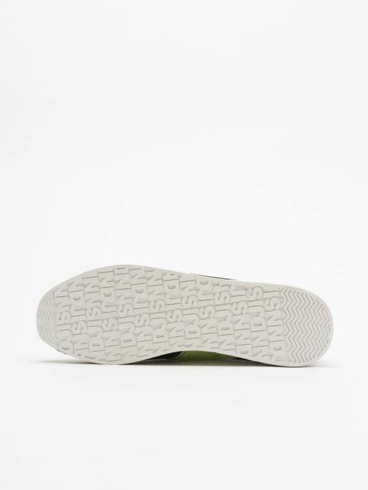 Djinns Sneakers Moc Lau Perfo èierna