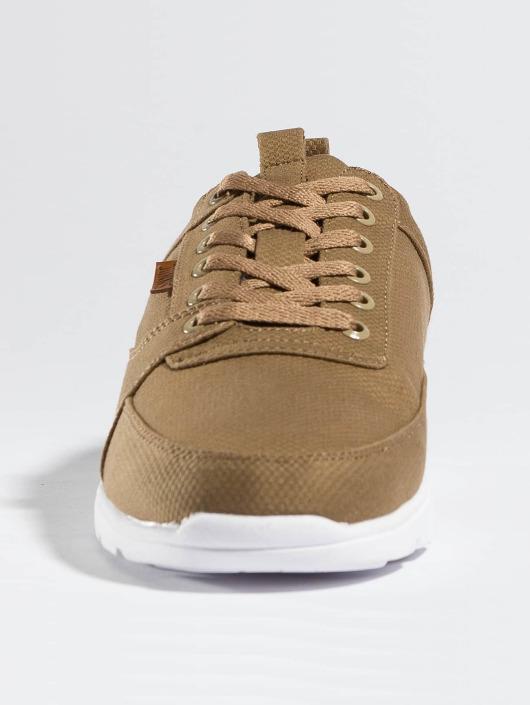 Djinns Sneakers Forlow Light Canvas kaki