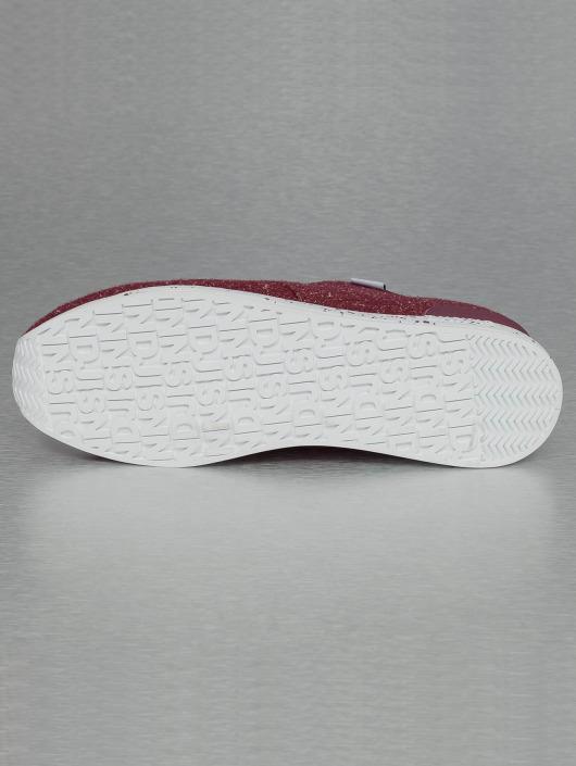 Djinns Sneakers Moc Lau Spots red
