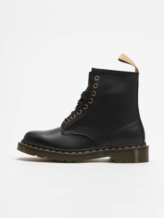 8 Dr Montantes Chaussures Eye 507377 Femme Martens Vegan Noir 1460 1x1twa6qp