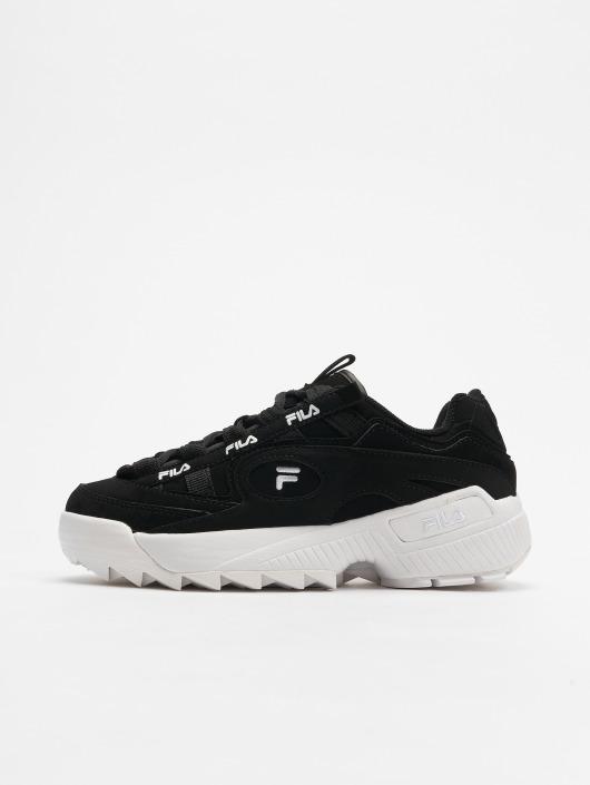 bfddb873e95 ... FILA Baskets D Formation noir ...
