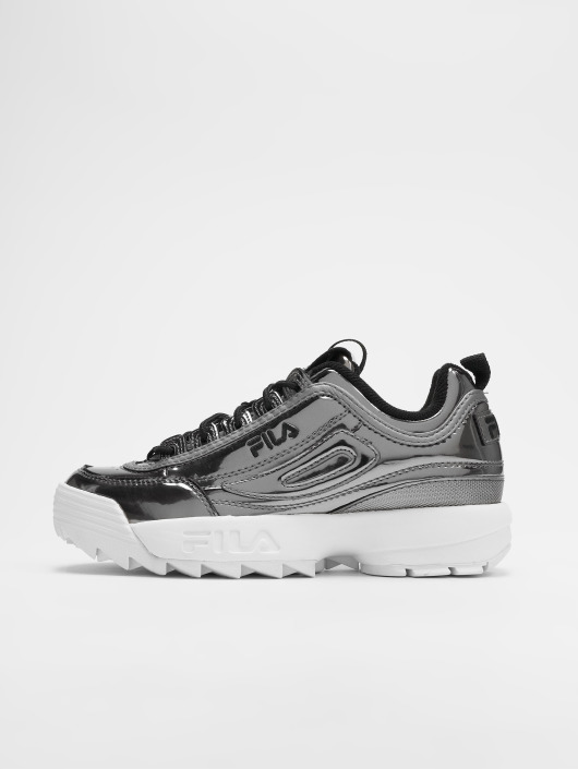 Grijs Fila In Sneaker Schoen 509471 Disruptor Low MUzGqSVp
