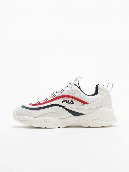 FILA Sneakers Ray Low white