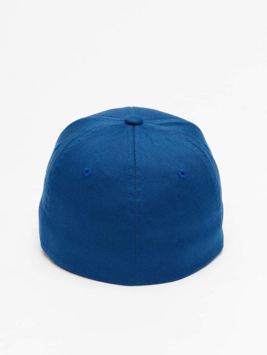 Flexfit Flex fit keps Wooly Combed blå