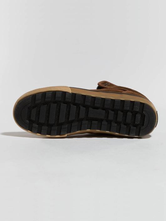 Globe sneaker Motley Mid bruin