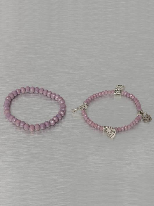 Hailys Bracelet Chrissy purple