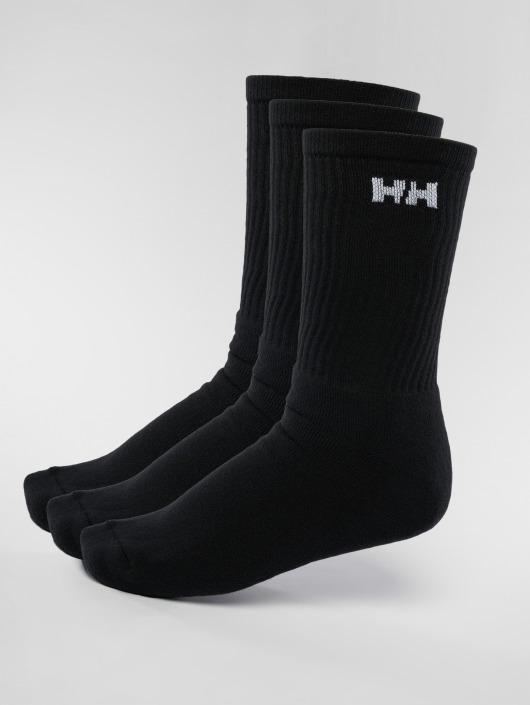 Helly Hansen Strømper 3-Pack Sport sort