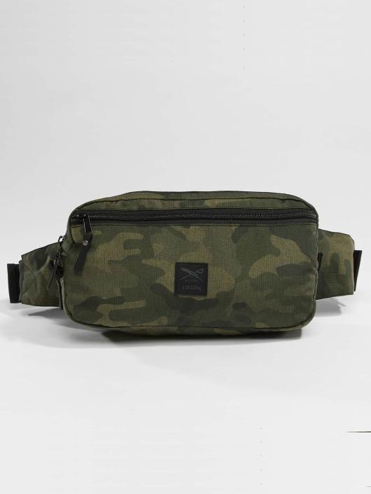 Iriedaily Tasche Gridstop camouflage