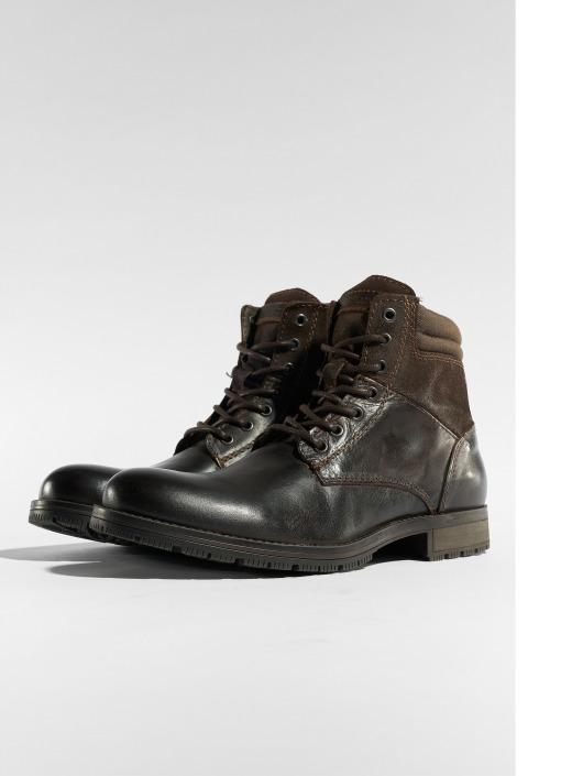 Combo Stone Jfwzachary Brown Jones Jackamp; Boots 7gbyvfY6