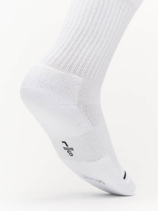 Jordan Sokker 3 Pack Cotton Crew hvit