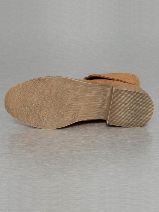 Jumex Bottines Wool brun