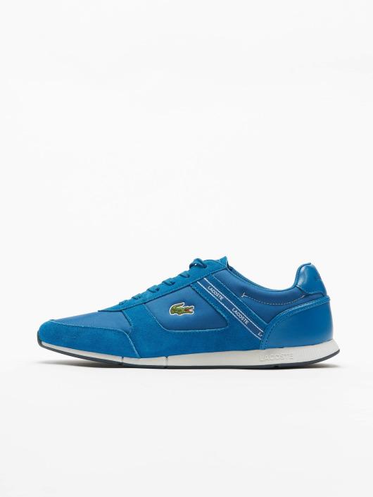 559cc4afbf Lacoste | Menerva Sport 318 1 Cam bleu Homme Baskets 512060
