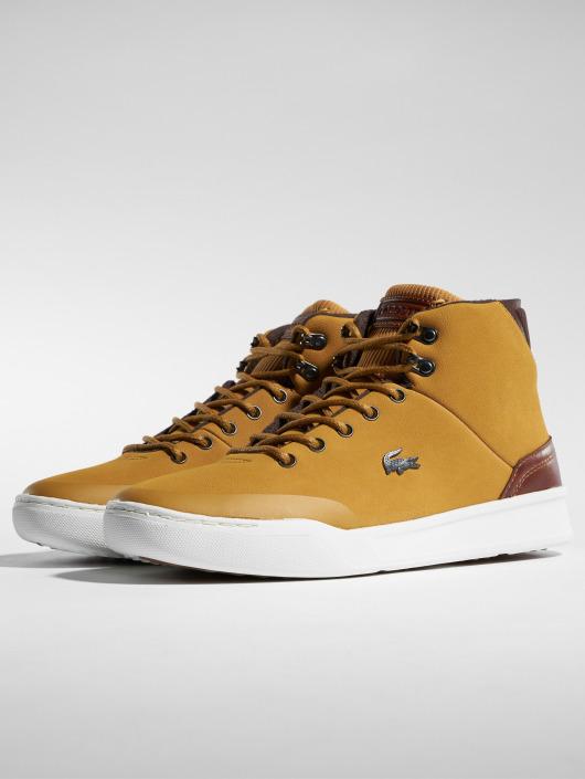 Beige Chaussures Montantes 511631 Lacoste Explorateur Homme Classic 7XIHZE