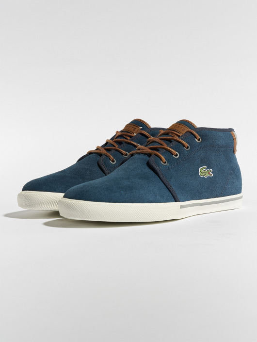 Ampthill Navytan 1 Navy Cam Lacoste Boots 318 CroWedxB