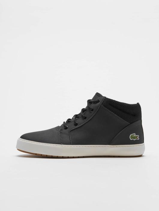 e3749843fe Lacoste | Ampthill 318 1 Caw Blk/off noir Femme Chaussures montantes ...