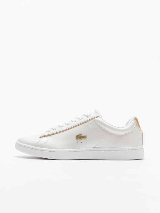 6 Carnaby 118 Evo Whitegolden Sneakers Spw Lacoste OX0k8nwP