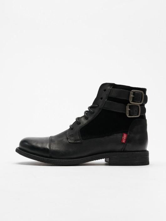Levi's® Čižmy/Boots Maine W èierna