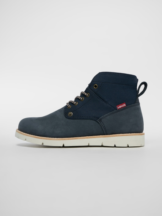Chaussures S Femme Montantes 514578 Bleu Levi's® Jax Igq4f