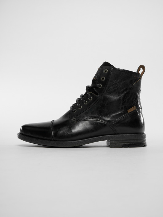 864ad624d916f Levi s® Chaussures montantes Emerson noir  Levi s® Chaussures montantes  Emerson ...