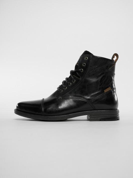 Emerson Noir 514496 Chaussures Homme Levi's® Montantes PFfwdwq