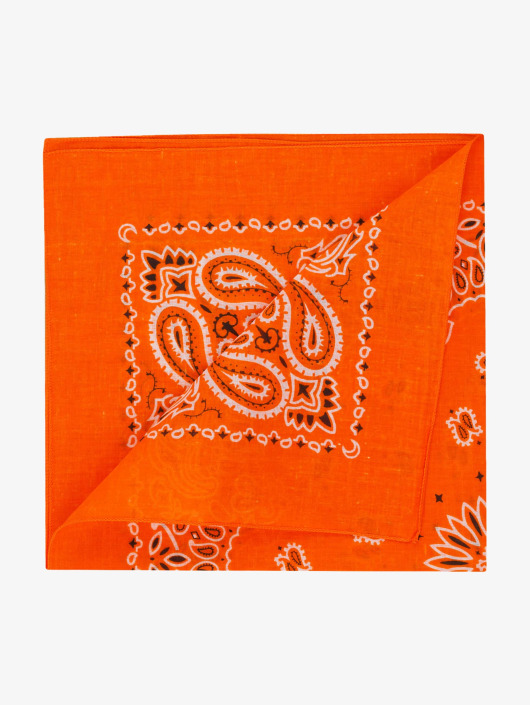 MSTRDS Bandana Printed orange