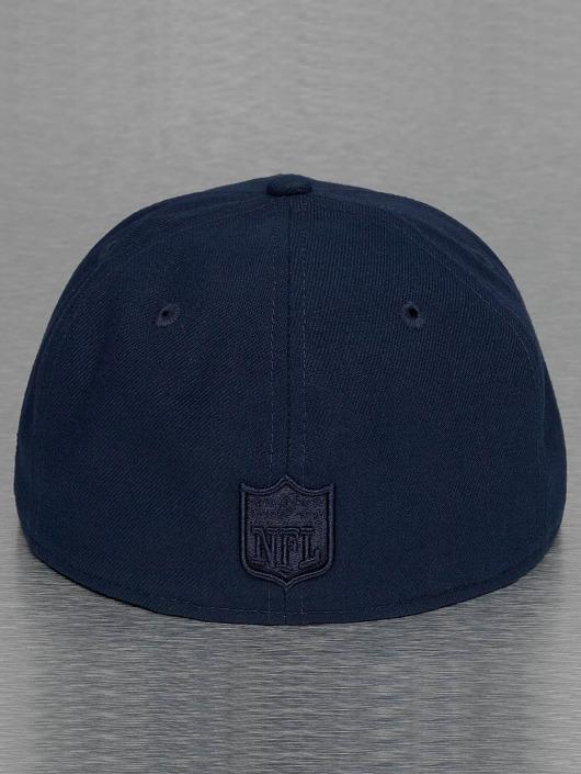New Era Fitted Cap Ne Remix Liquid Logo Seattle Seahawks 59Fifty blau