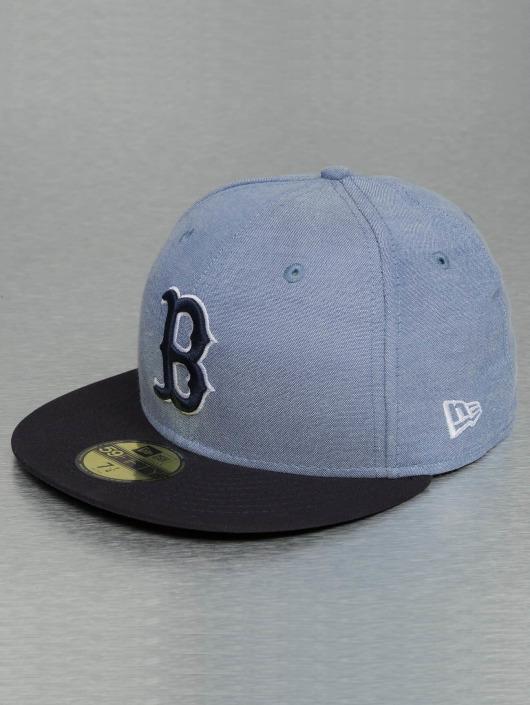 New Era Fitted Cap Multi Ox 2 Boston Red Sox blau