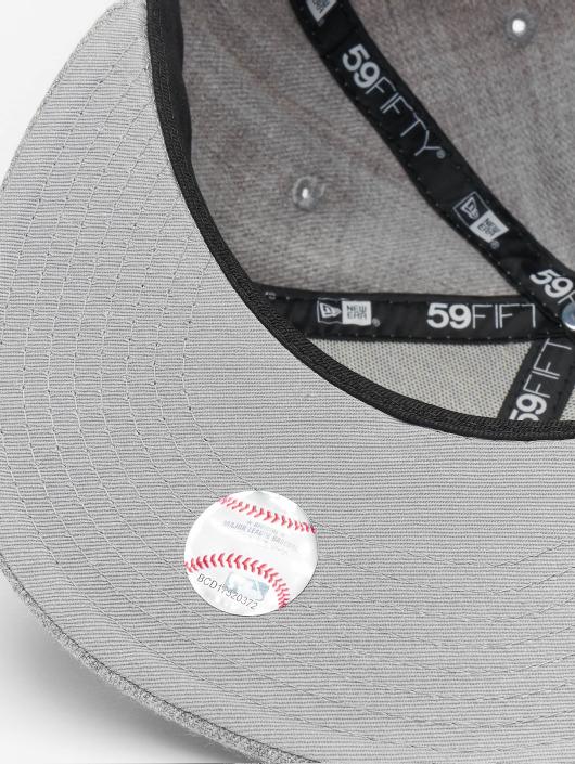 New Era Fitted Cap MLB League Basic NY Yankees 59Fifty grau