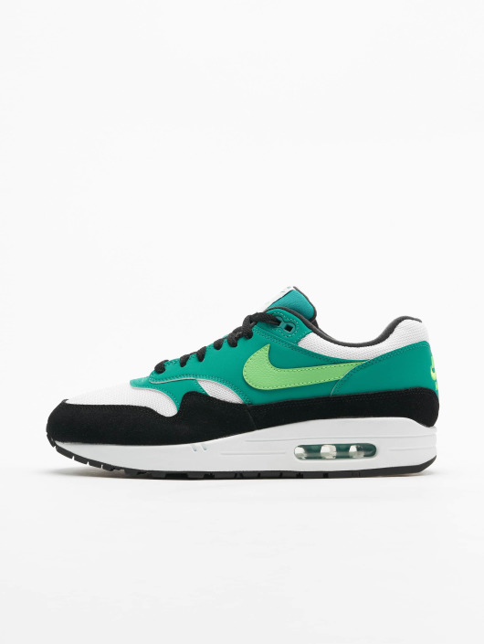 87454d873 Nike Air Max 1 Sneakers White/Green Strike/Neptune Green/Black