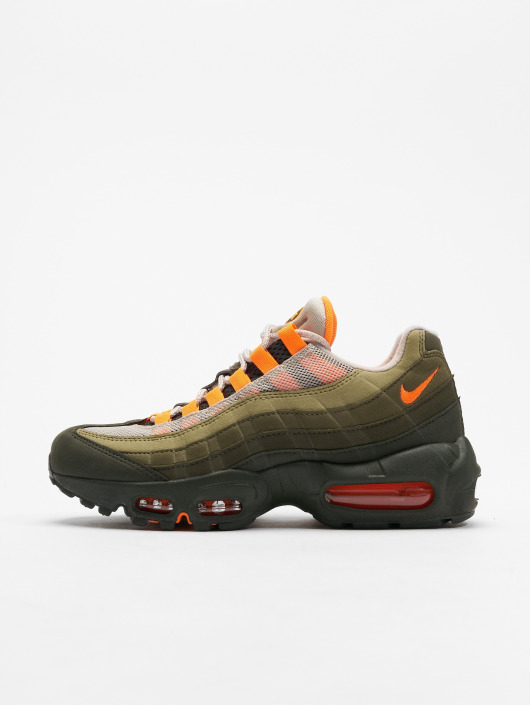 nouveau produit 5bc7a e1173 Nike Air Max 95 OG Sneakers String/Total Orange/Neutral Olive