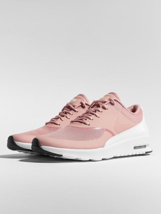 Nike   Nike Air Max magenta Femme Baskets 466784 56102b93cb33