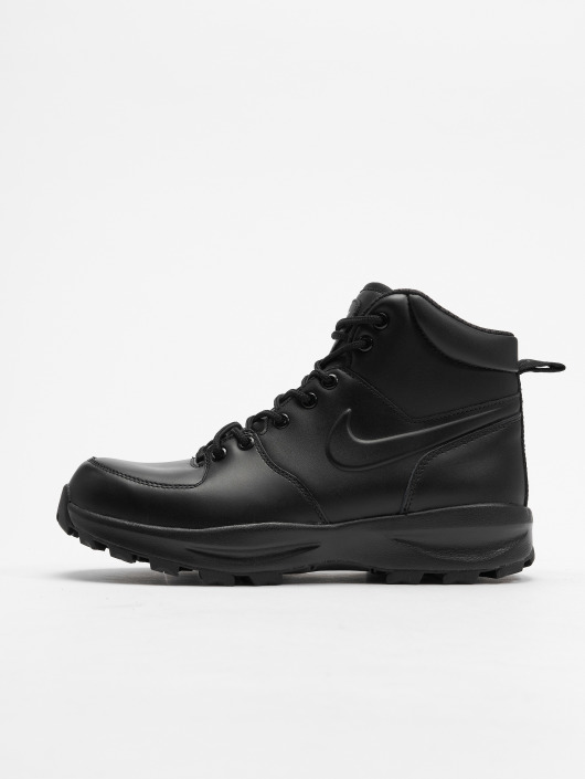 brand new 353a3 596aa Nike Chaussures montantes Manoa noir  Nike Chaussures montantes Manoa noir  ...