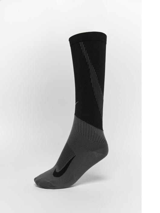 Nike Performance Chaussettes Performance Spark Compression Knee High Running Socks noir
