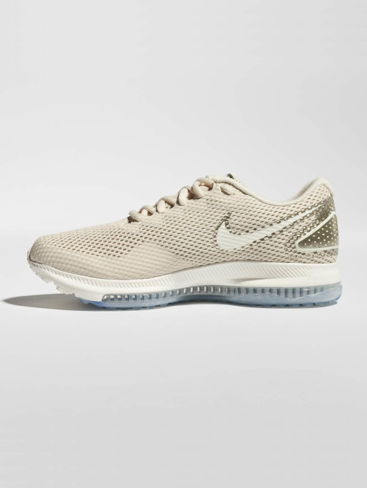 Nike Performance Laufschuhe Zoom All Out Low 2 bezowy