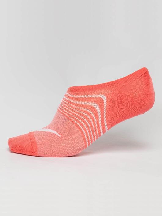 Nike Performance Sokken Everyday Plus Lightweight Training 3 Pack Footie oranje