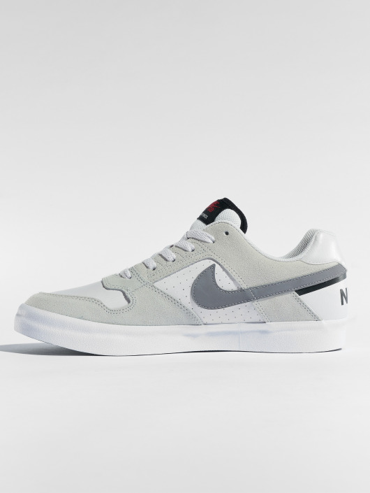 online store ca183 4e385 ... Nike SB Baskets Delta Force Vulc gris ...