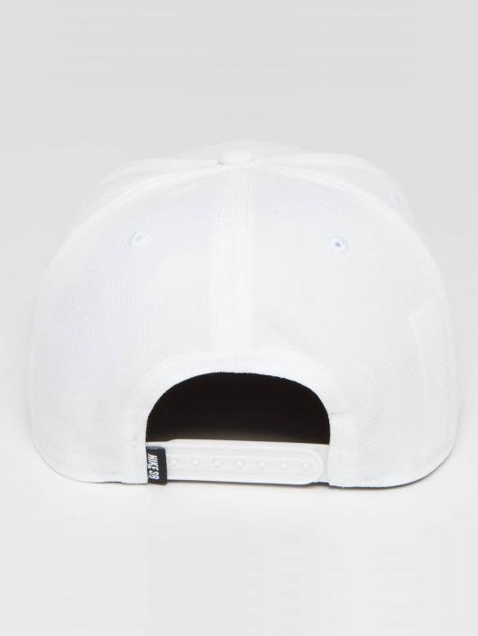 Nike SB Snapback Caps Icon Snapback hvit