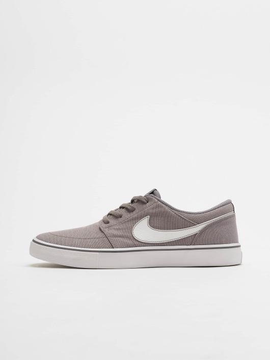 Sneakers Ii Skateboarding Solarsoft Portmore Canvas Nike Gunsmokewhitewhite Sb CxBeod