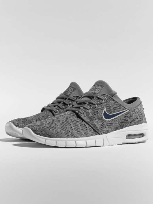 cheap for discount 905ae 35bea ... Nike SB Sneaker SB Stefan Janoski Max grau ...