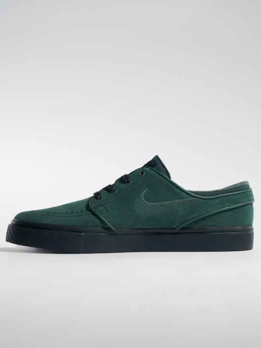 7d3e4aae7d3 Nike SB Herren Sneaker SB Zoom Stefan Janoski in grün 500684