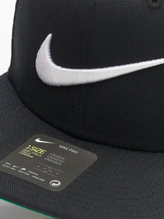 Nike Snapback Cap NSW Swoosh Pro schwarz