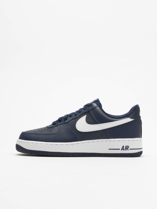 Nike sneaker Air Force 1 Basketball blauw