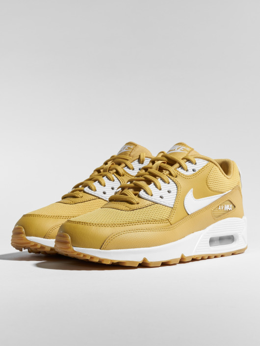 reputable site 00a18 5aed0 ... Nike Sneaker Air Max 90 goldfarben ...