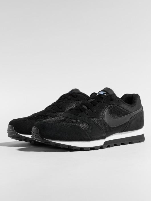 detailed look a0399 07a20 ... Nike Sneaker MD Runner 2 schwarz ...
