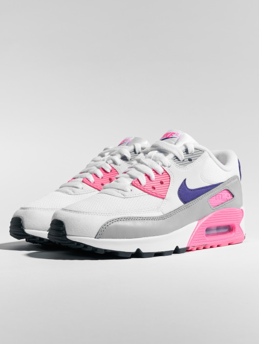 new styles 5d1a2 665f5 ... Nike Tennarit Air Max 90 valkoinen ...