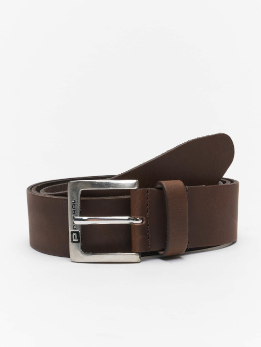 Petrol Industries Belt Basic brown
